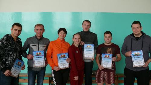 Соревнования подразделений 2018